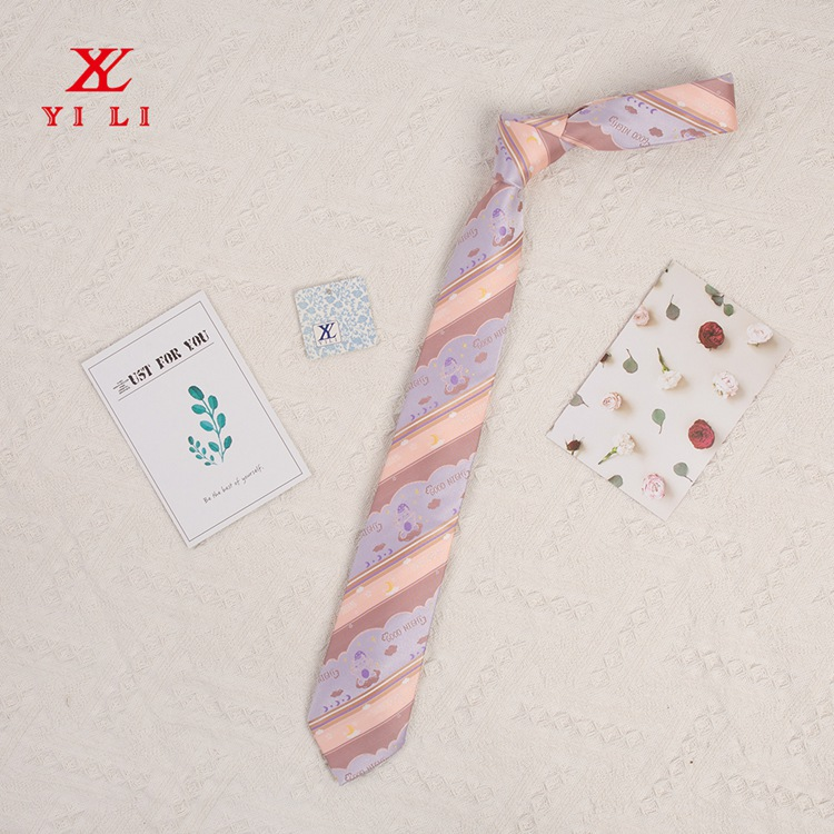 亿利jk领带